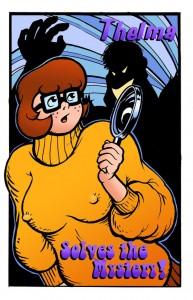 Goodcomix Scooby Doo - Thelma - Solves The Mystery xxx porno