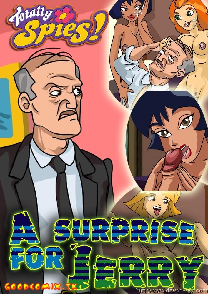 Goodcomix Totally Spies - [Drawn-Sex] - A Surprise For Jerry xxx porno