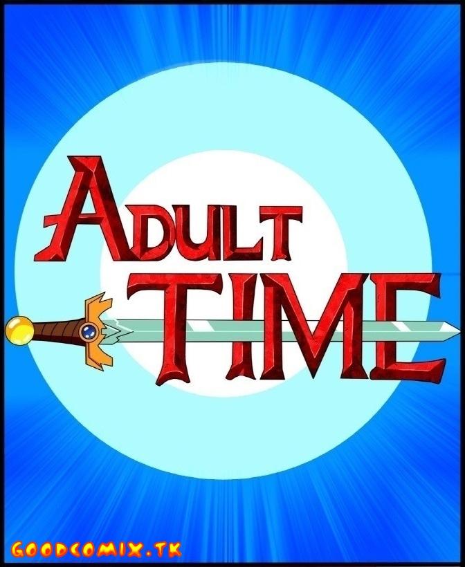 Goodcomix Adventure Time - Adult Time 1 (Special) xxx porno