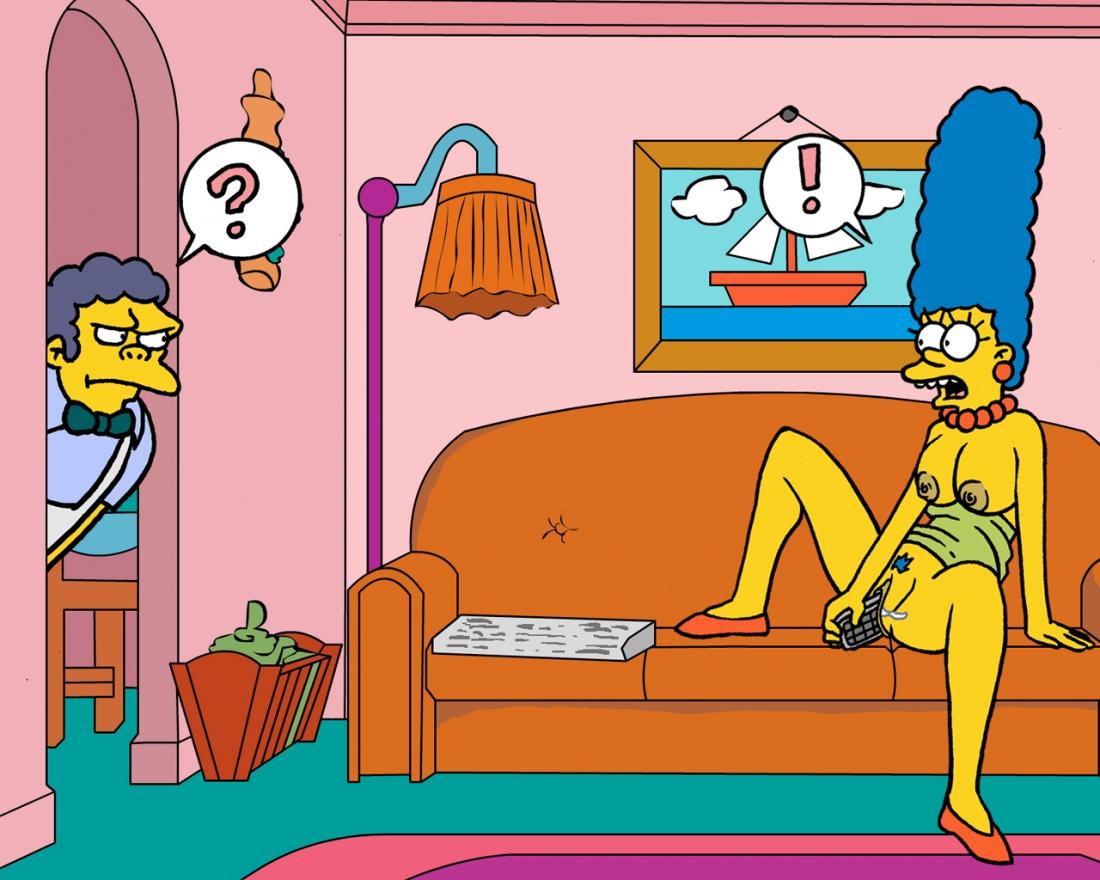 Goodcomix The Simpsons - [Akabur] - Marge's Orgy xxx porno
