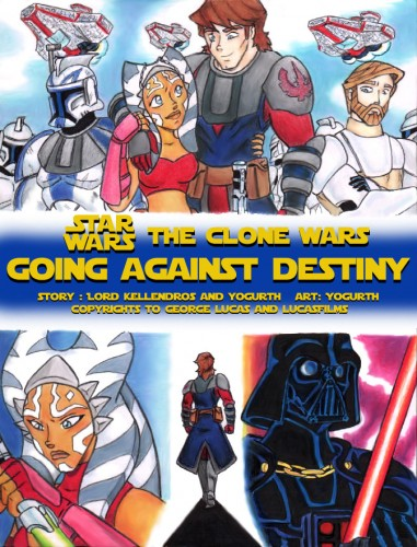 Goodcomix Star Wars - [YogurthFrost] - Going Against Destiny