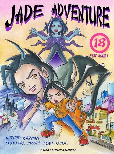 Goodcomix Jade Chan - Jade Adventure xxx porno