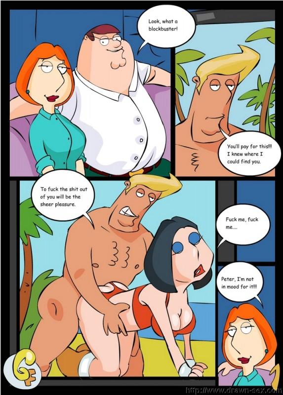 Goodcomix Family Guy - [Drawn-Sex] - Role Playing xxx porno