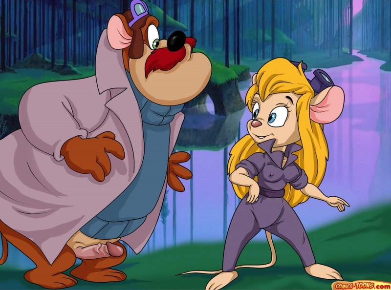 Goodcomix Chip 'n Dale Rescue Rangers - [Comics-Toons] - Time to Have Sex xxx porno