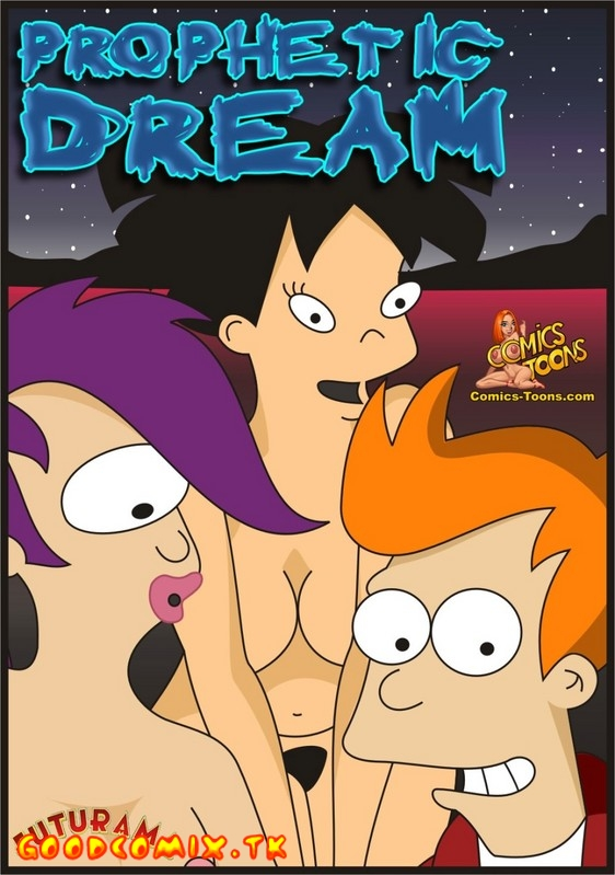 Goodcomix Futurama - [Comics-Toons] - Prophetic Dream xxx porno