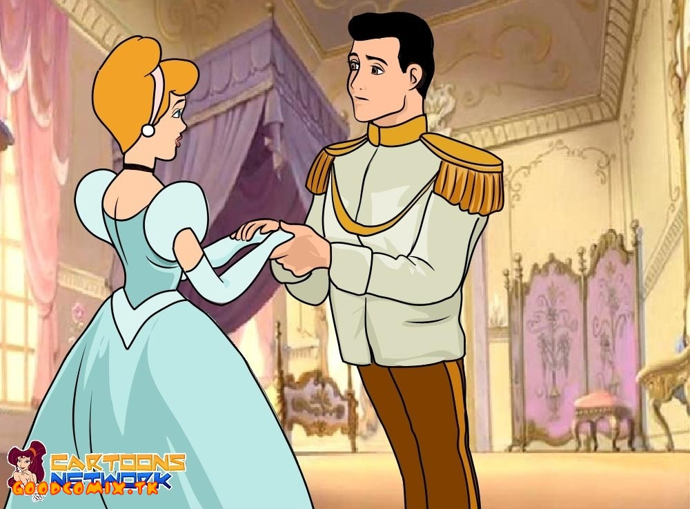 Goodcomix Cinderella - [Cartoons Network] - Cinderela and Prince xxx porno