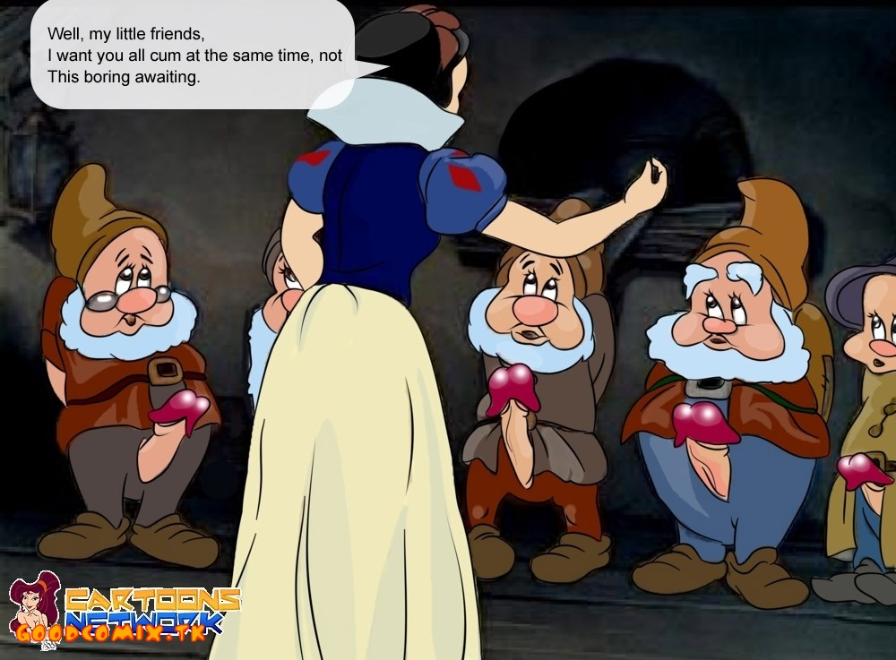 Goodcomix Snow White - [Cartoons Network] - Home Work xxx porno