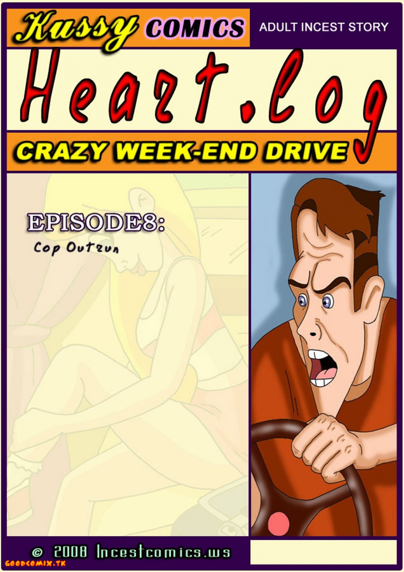 Goodcomix Sabrina the Teenage Witch - Heart Log - Episode 8 - Cop Outrun xxx porno