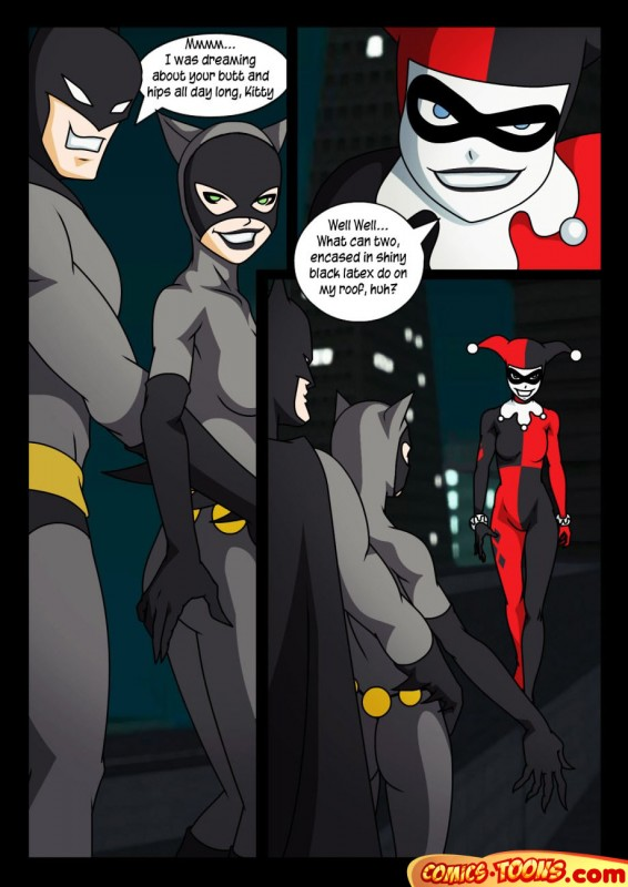 Goodcomix Justice League - [Comics-Toons] - Threesome