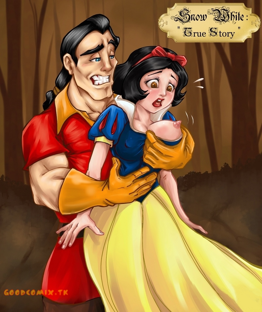 Goodcomix Snow White - True Story (Exclusive) xxx porno
