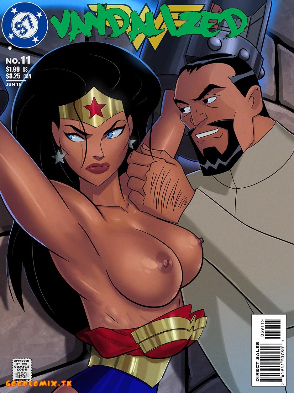 Goodcomix Justice League - [SunsetRiders7] - Vandalized xxx porno
