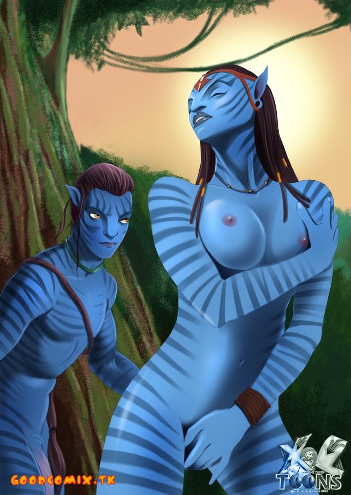 Goodcomix Avatar - [XL-Toons] - Avatar Neytiri