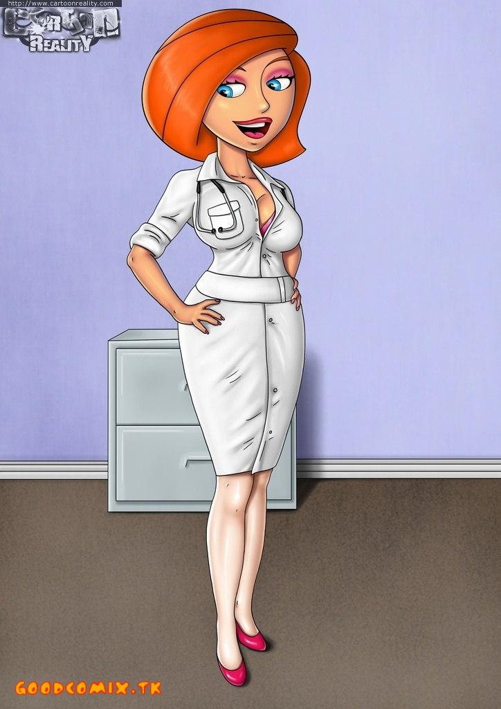 Goodcomix Kim Possible - [Cartoon Reality] — Home Striptease by Ann Possible