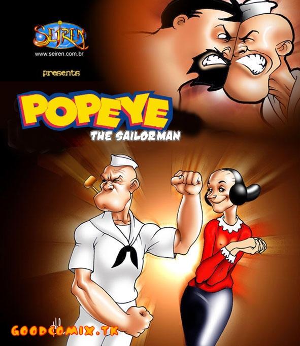 Goodcomix Popeye the Sailor - [Seiren] - The Sailorman xxx porno