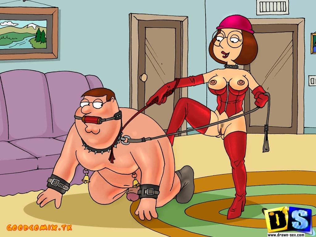 Goodcomix Family Guy - [Drawn-Sex] - Family BDSM