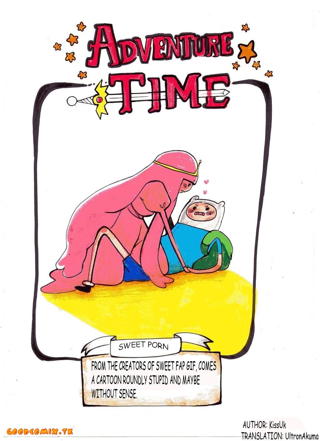 Goodcomix Adventure Time - [UltronAkuma] - Sweet Porn