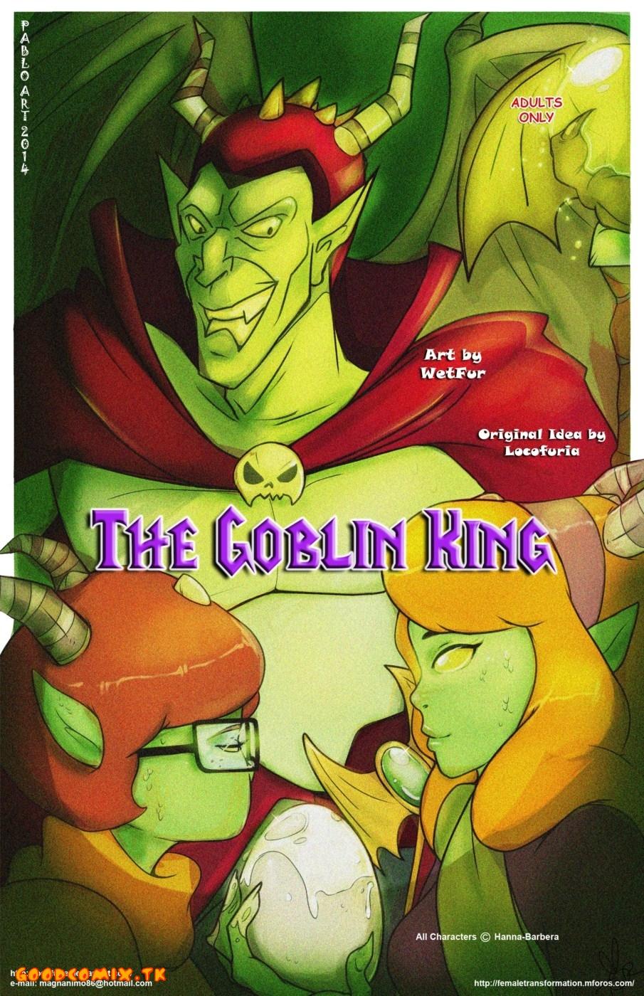 Goodcomix Scooby Doo - [Locofuria] - The Goblin King xxx porno