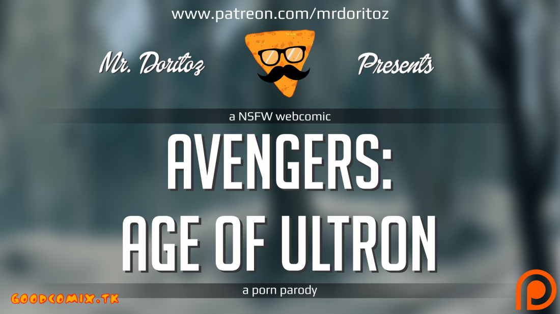 Goodcomix Justice League - [Mr. Doritoz] - Avengers Age of Ultron
