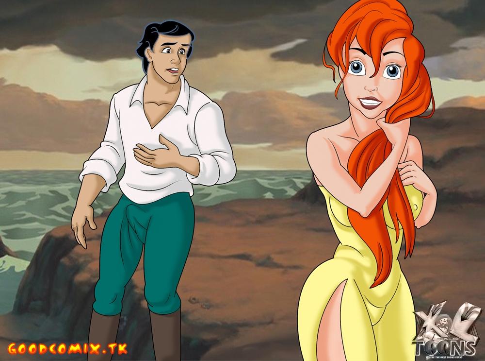 Goodcomix The Little Mermaid - [XL-Toons] - How I Met Ariel