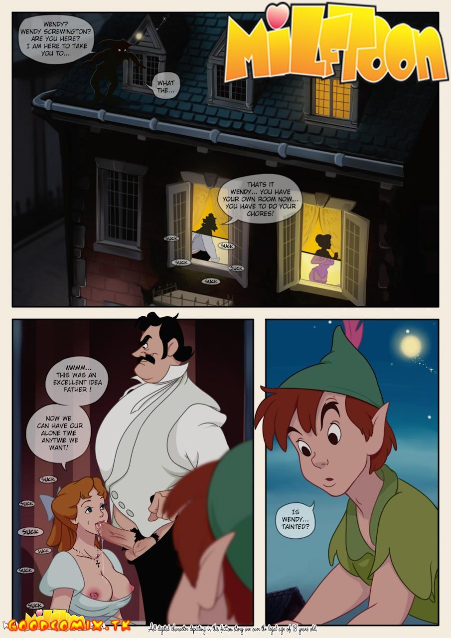 Goodcomix Peter Pan - [MilfToon] - Breeding Milf