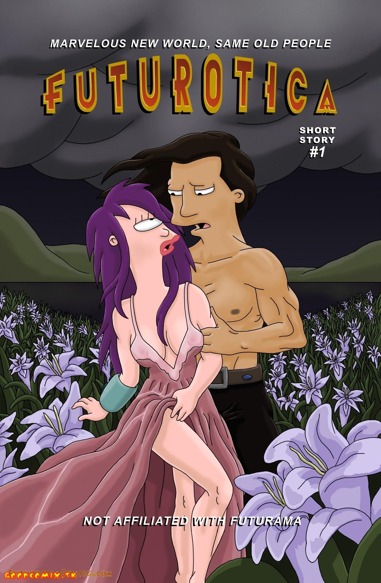 Goodcomix Futurama - Futurotica - Short Story #1