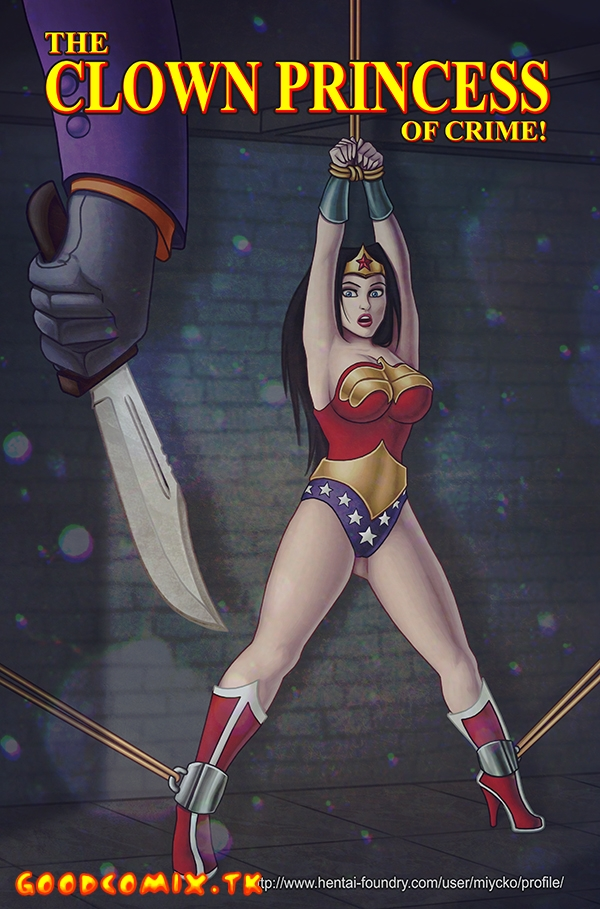 Goodcomix Batman - [Miycko] - The Clown Princess of Crime