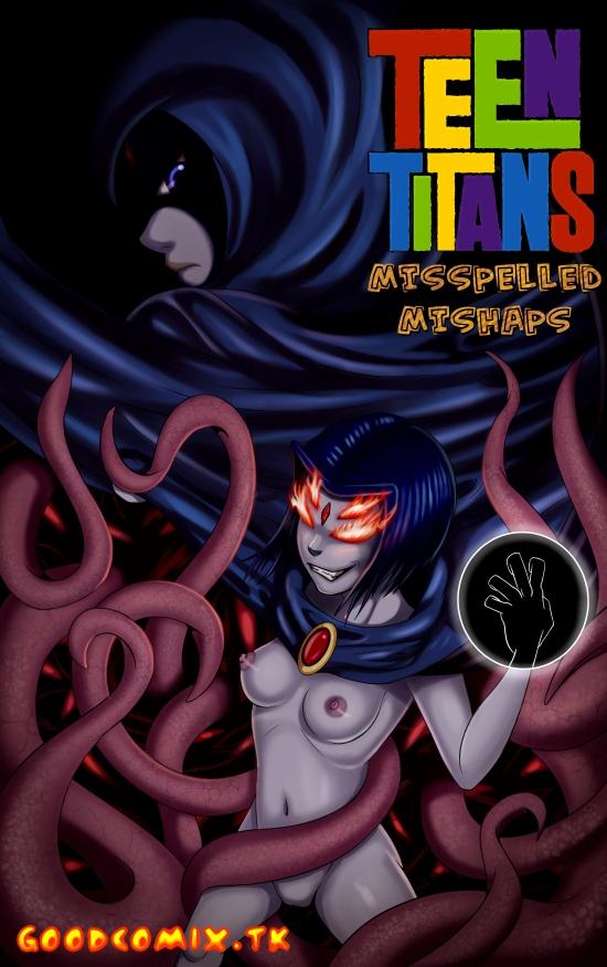 Goodcomix The Teen Titans - [hhriieth] - Mispelled Mishaps