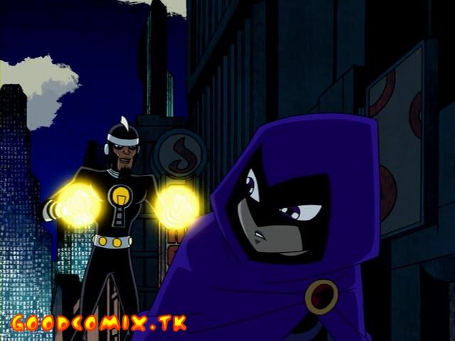 Goodcomix The Teen Titans - [Flick] - Raven's Darkness