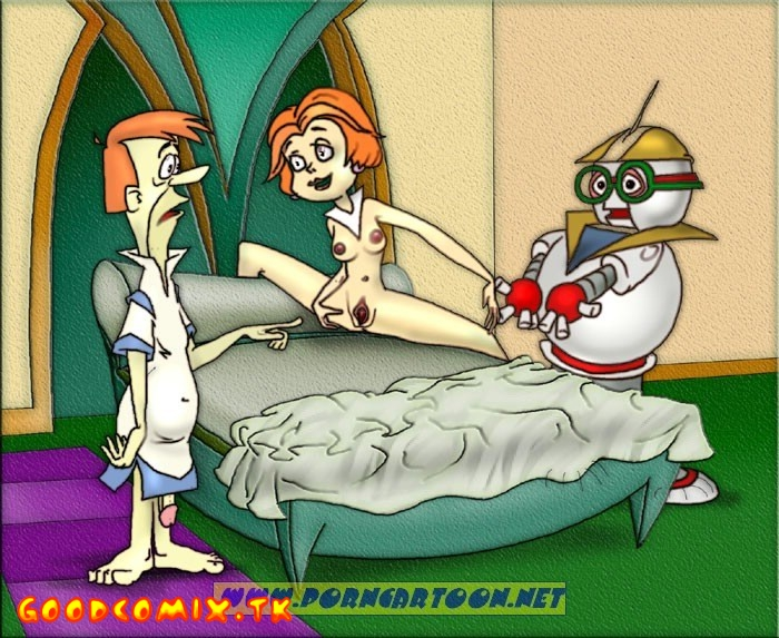 Goodcomix The Jetsons - [PornCartoon] - Robot