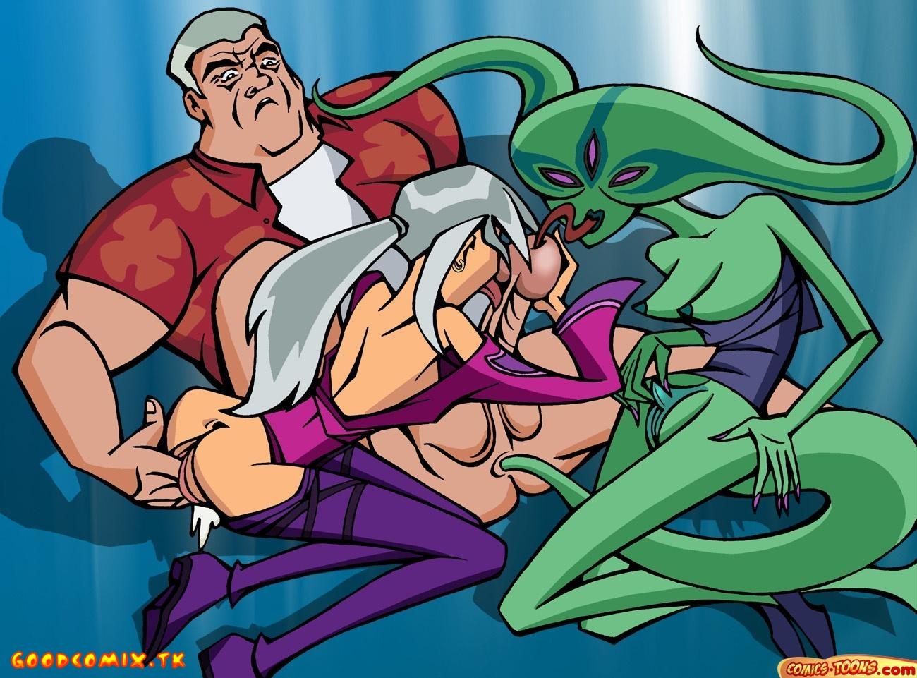Goodcomix Ben 10 - [Comics-Toons] - One Family