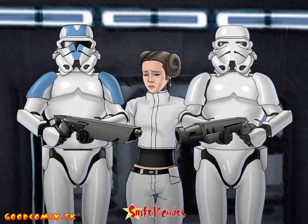 Goodcomix Star Wars - [Sinful Comics] - Savior Yoda