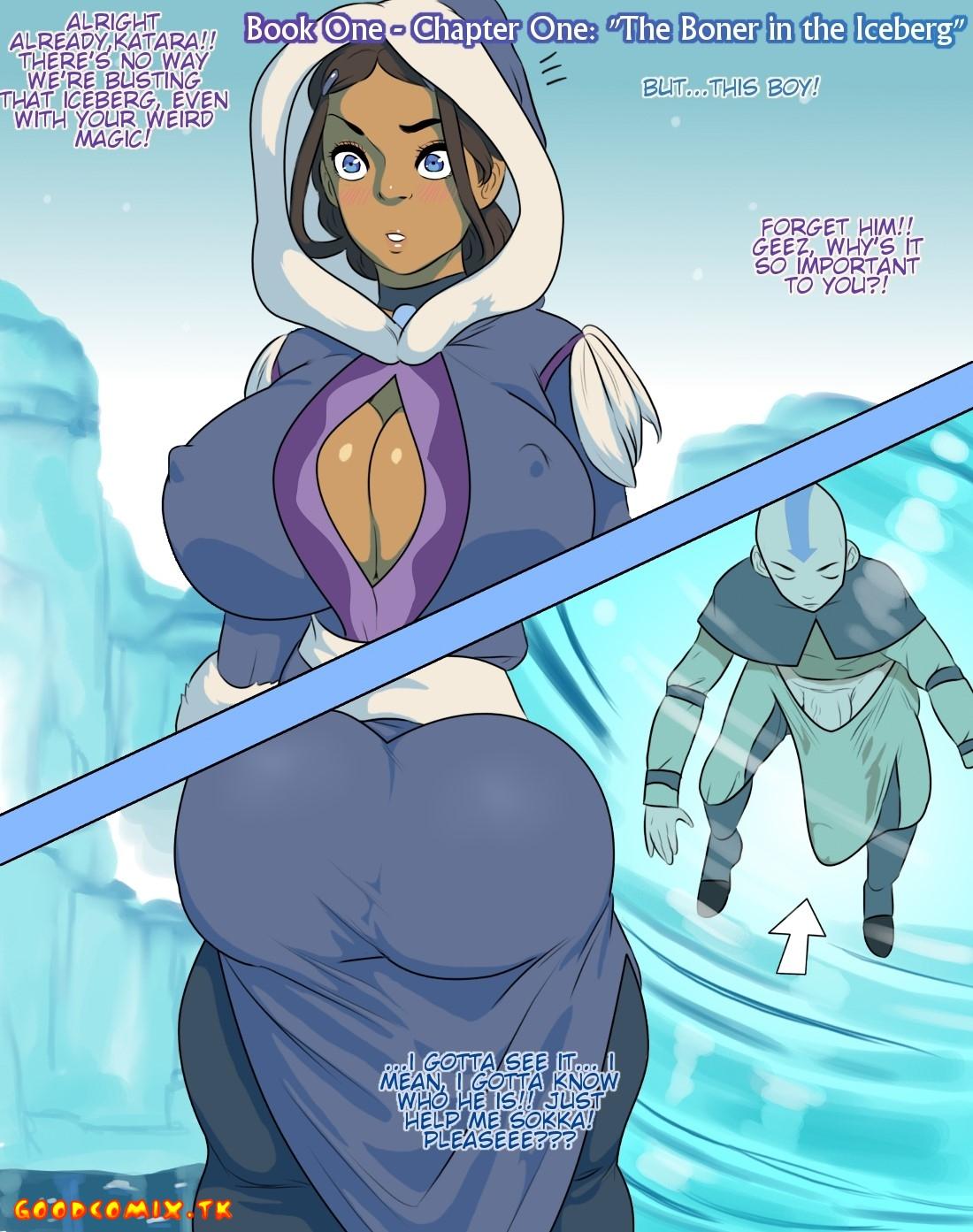 Goodcomix Avatar the Last Airbender - [Jay_Marvel] - Avatar XXX - Book Part 1-2