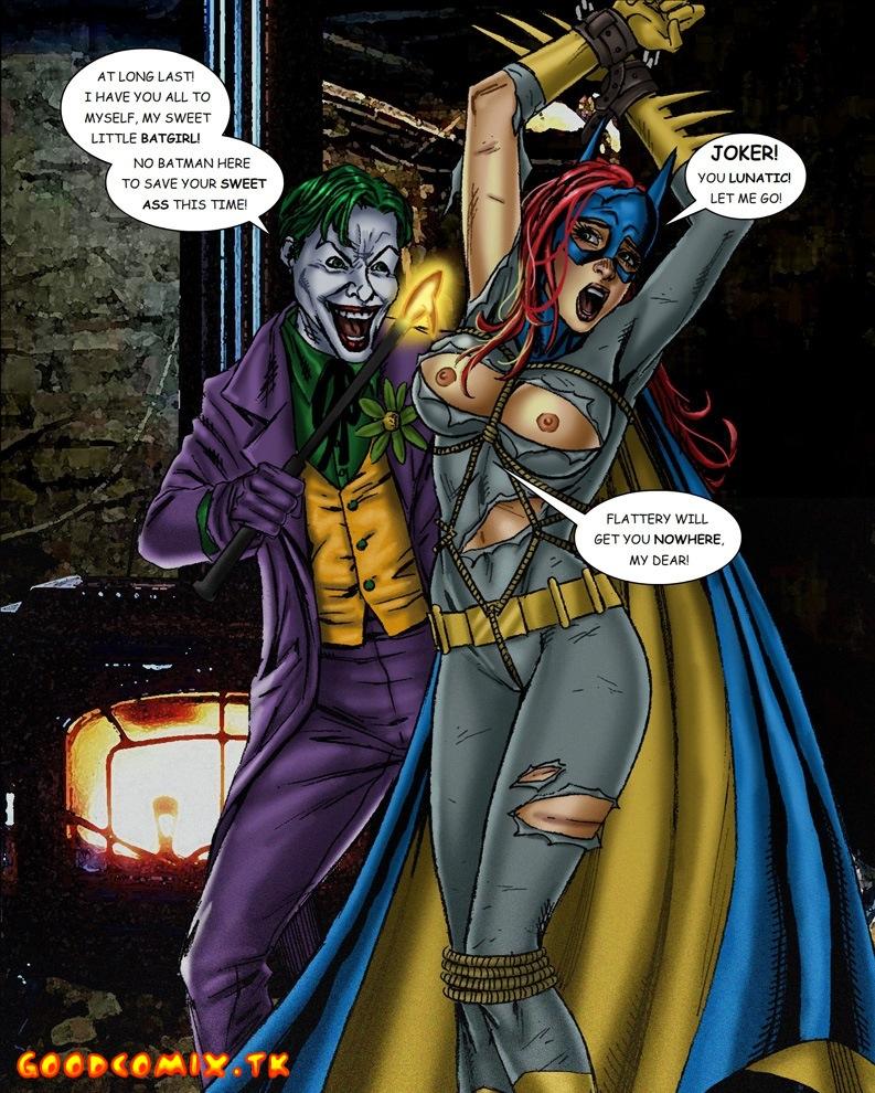 Goodcomix Batman - [Matt Johnson] - Batman Bondage