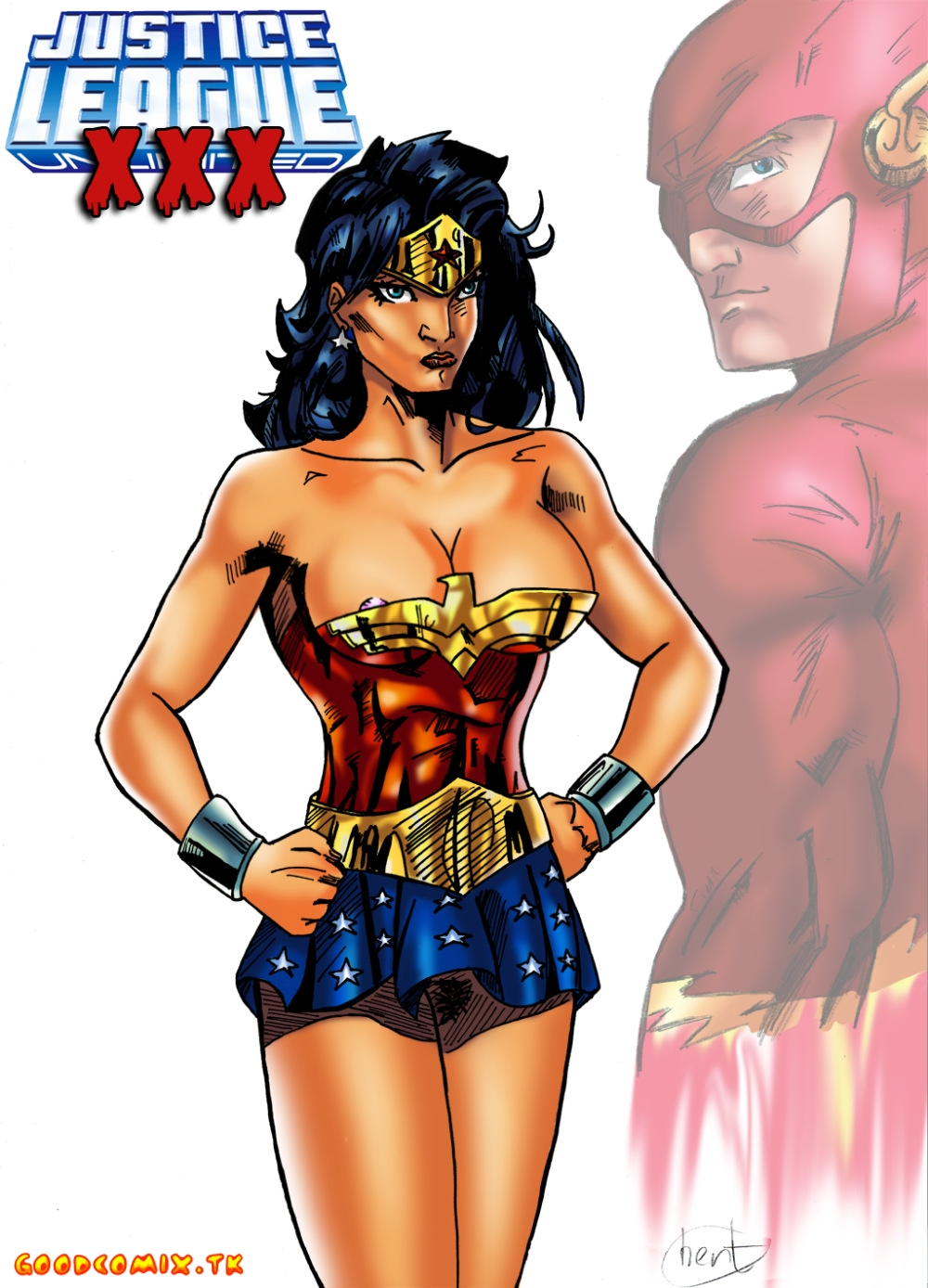 Goodcomix Justice League - [hent] - Justice Leage XXX