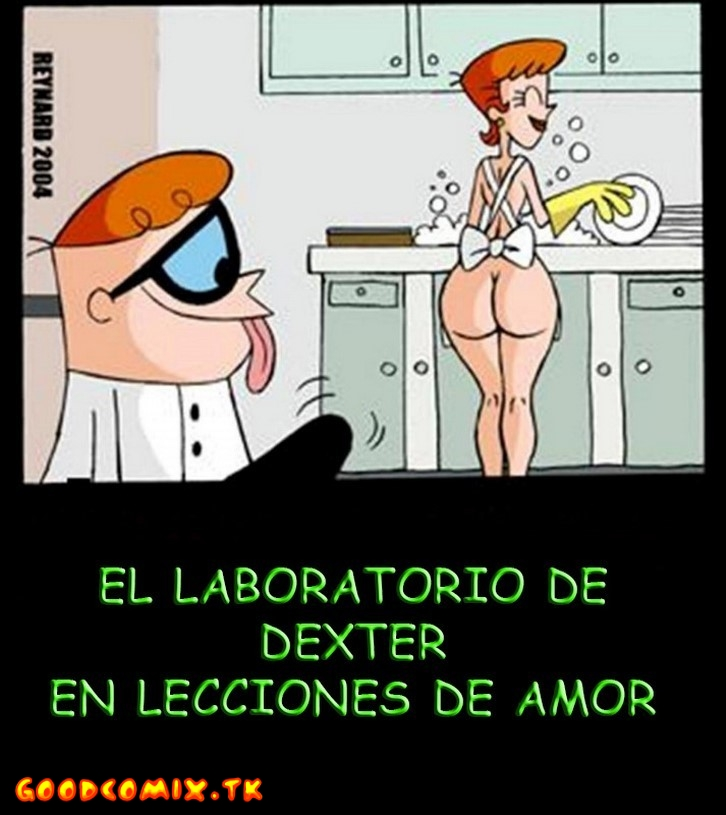 Goodcomix Dexter's Laboratory – Love Lessons