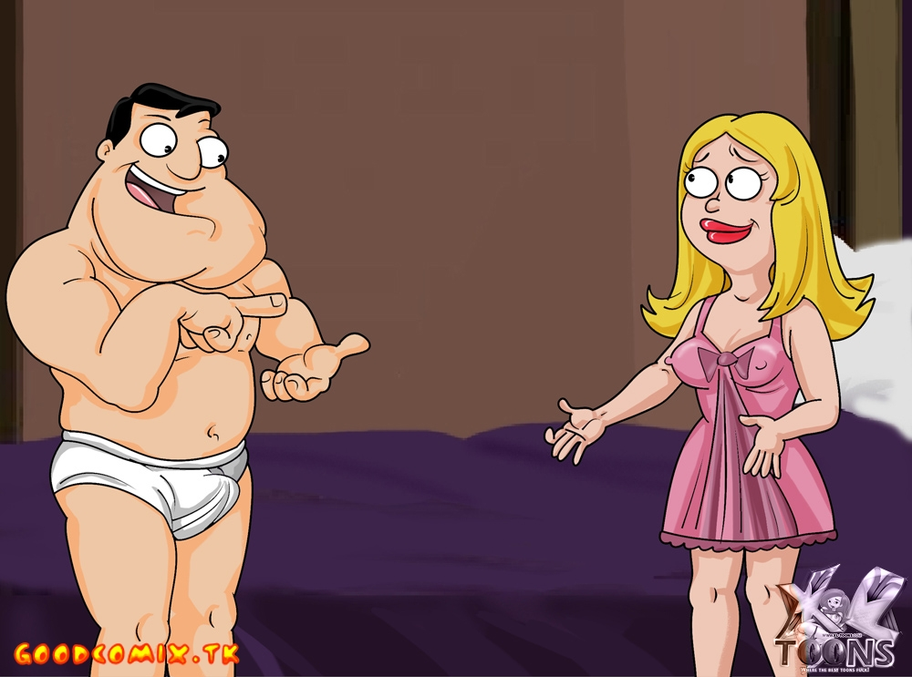 Goodcomix American Dad - [XL-Toons] - Stan Is Ready To Have Sex