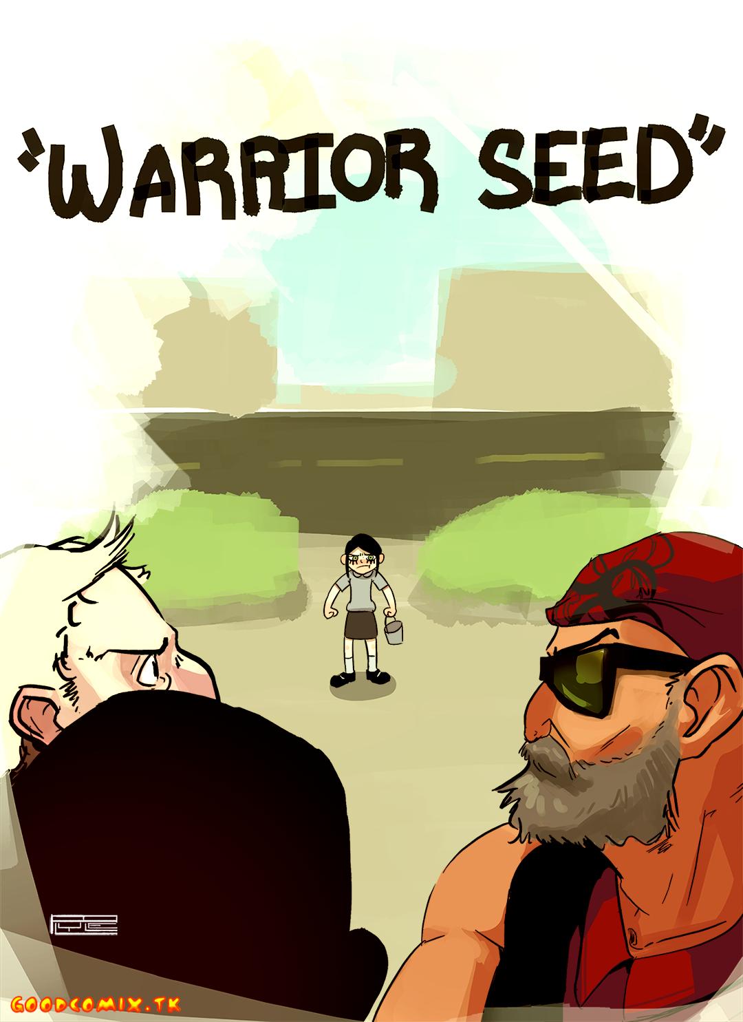 Goodcomix Golan The Insatiable - [Polyle] - Warrior Seed