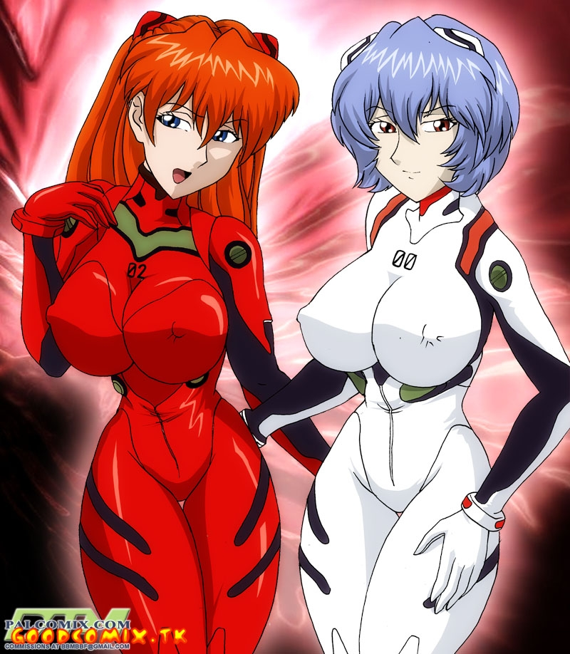 Goodcomix Evangelion - [Palcomix] - Asuka And Friends - Alternative