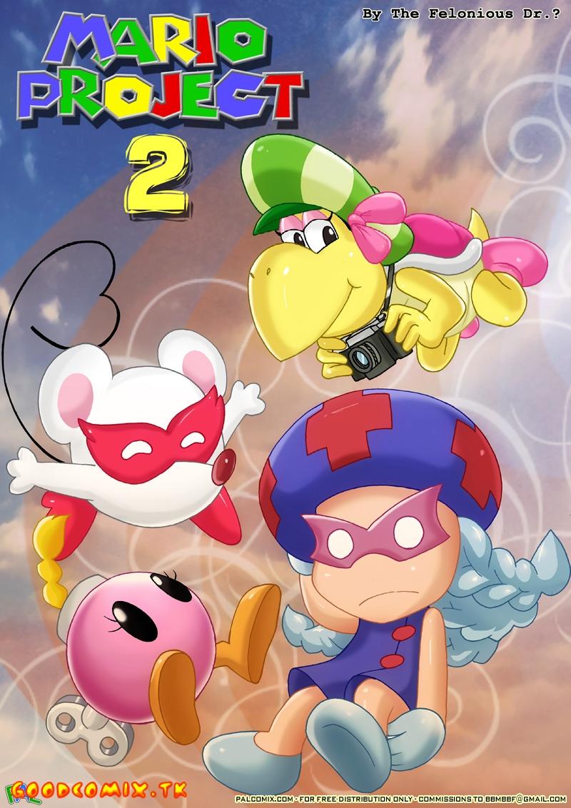 Goodcomix Super Mario Bros - [Palcomix][Dr Aryu] - Mario Project 2