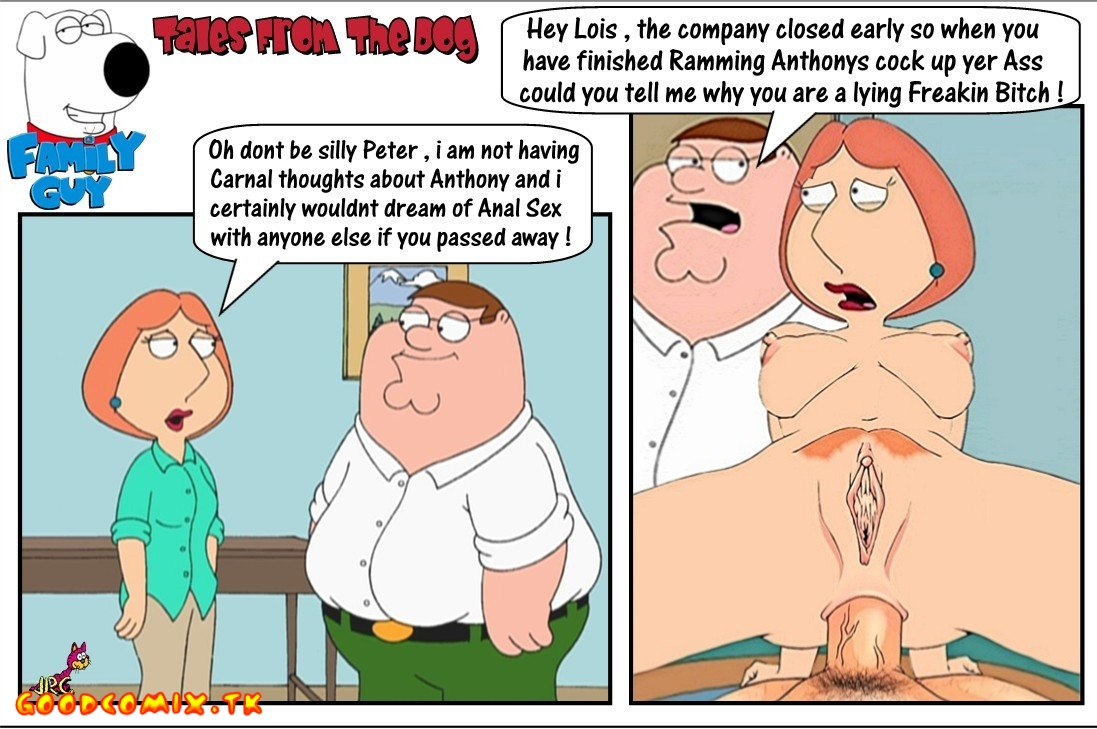 Goodcomix Family Guy - A Dogs Tale Comic Pages