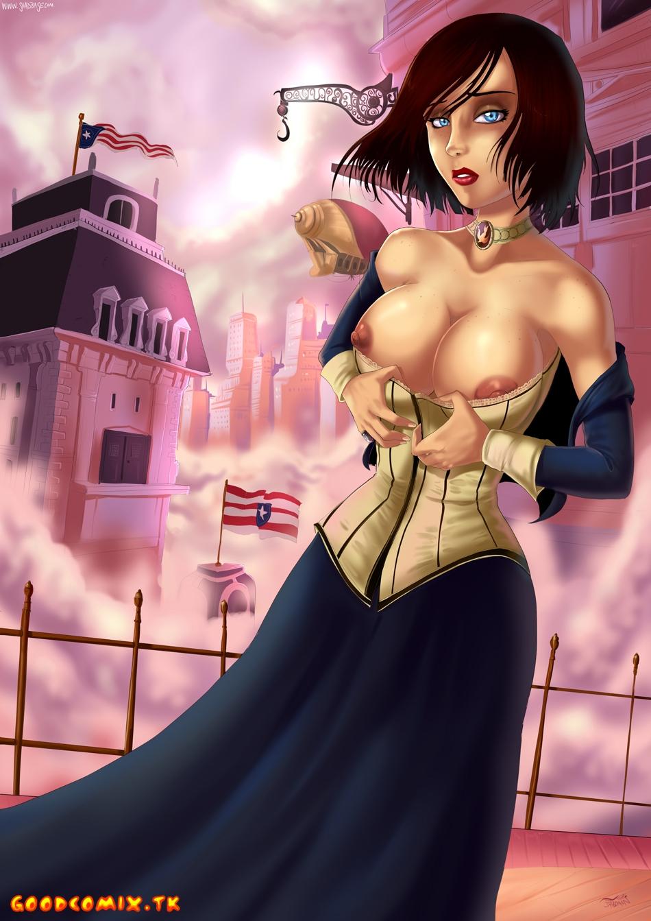 Goodcomix Bioshock - [Shadbase] - Infititt