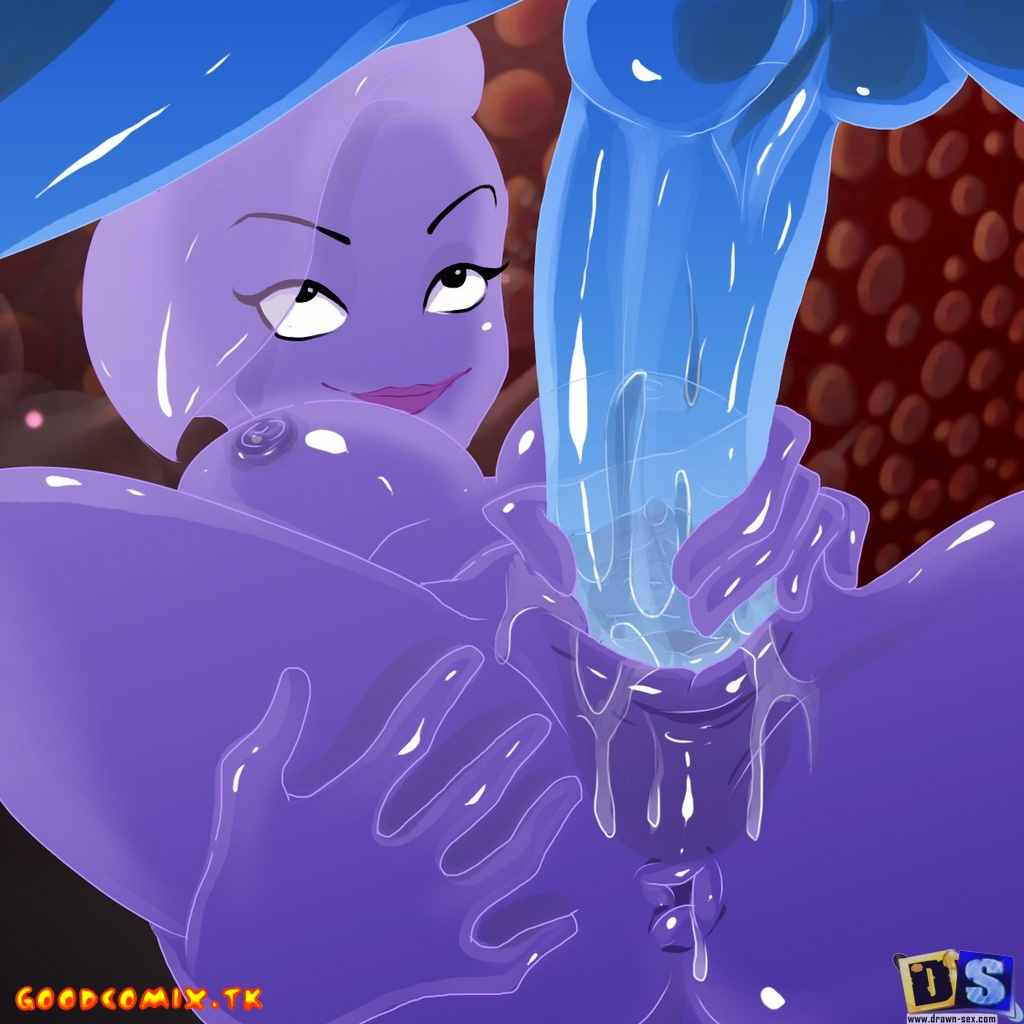 Goodcomix Osmosis Jones - [Drawn-Sex] - Beautiful Leah Estrogen