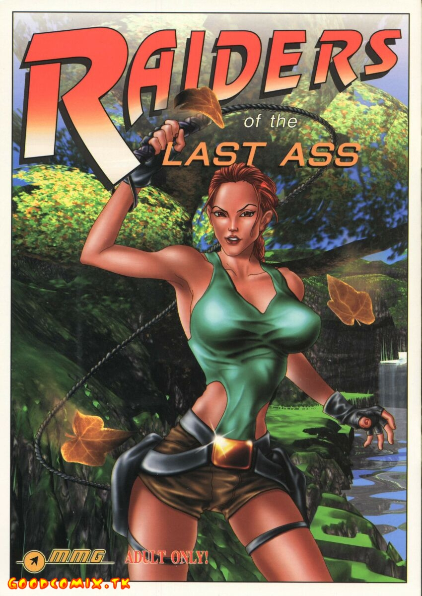 Goodcomix Tomb Raider - [MMG] - Raiders of The Last Ass