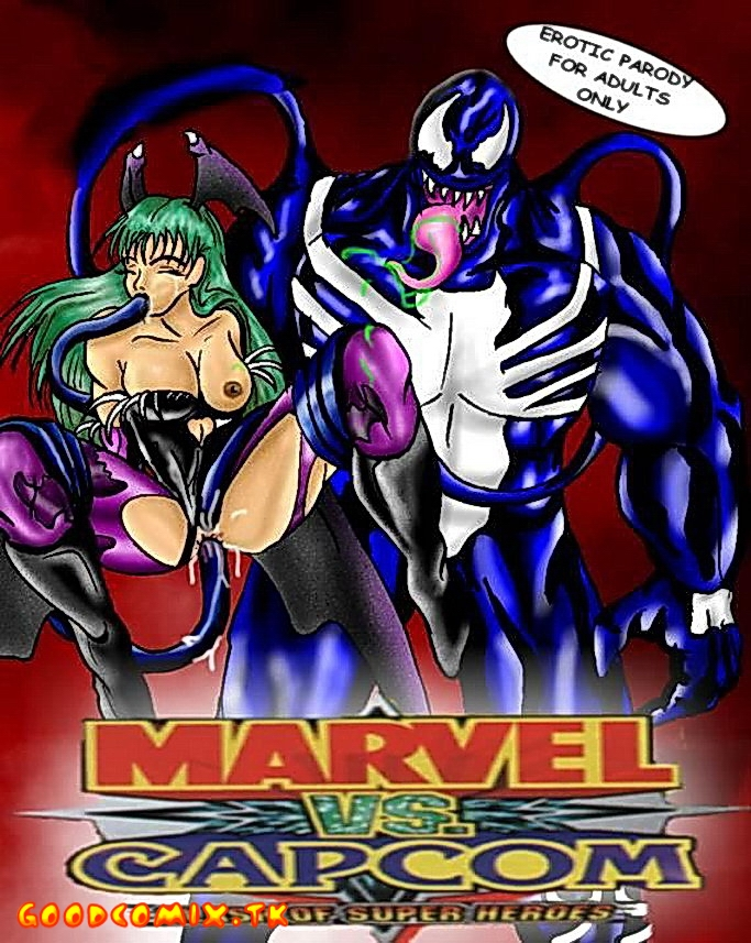 Goodcomix Crossover Heroes - Marvel VS. Capcom - Clash of Super Heroes