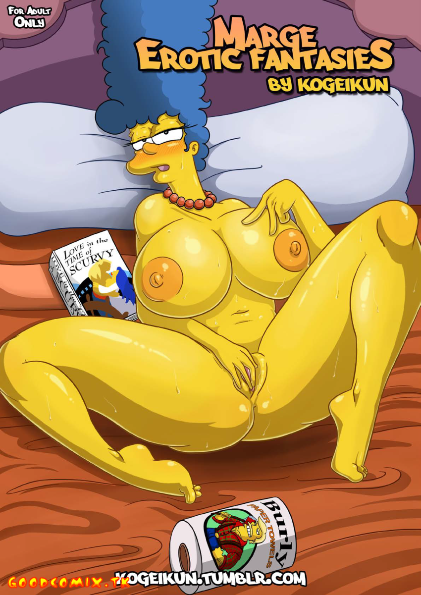 Goodcomix The Simpsons - [Kogeikun] - Marge Erotic Fantasies