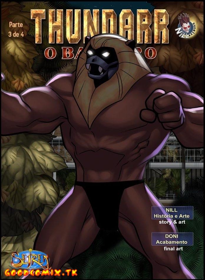 Goodcomix Thundarr The Barbarian - [Seiren] - Thundarr O Barbaro 1 (PART 3)