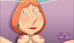 Goodcomix Family Guy - [SlappyFrog] -  Milf & Cookies
