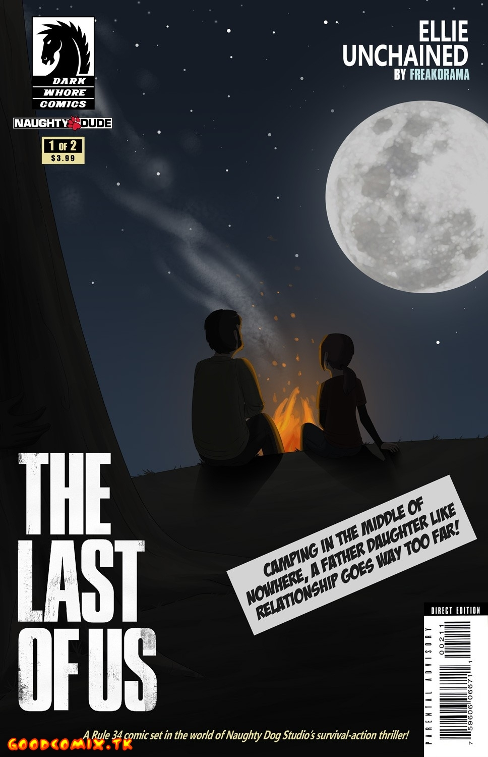 Goodcomix The Last of Us - [Freako] - Ellie Unchained #1 (Completed)