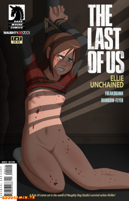 Goodcomix The Last of Us - [Freako] - Ellie Unchained #2 [Completed]