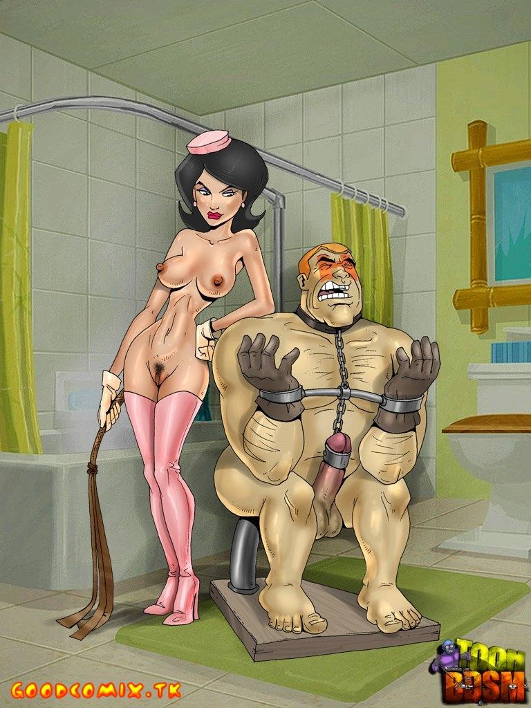 Goodcomix The Venture Bros - [ToonBDSM] - Hard Adult BDSM